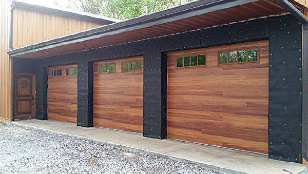 3-car-custom-wood-garage-door